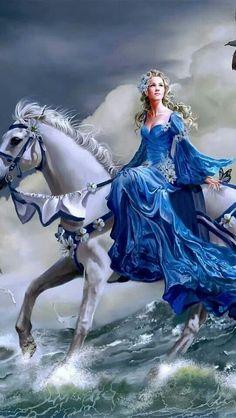 Női erő, női őserő születése
