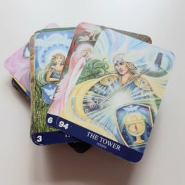 Tarot kártyacsomag